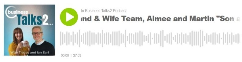 In Business Talks 2 is a podcast about Family run businesses
